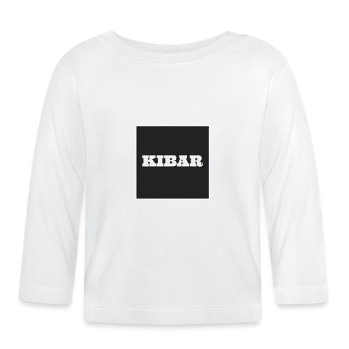 KIBAR - Langærmet babyshirt