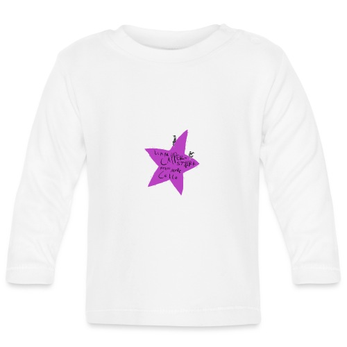 Needs More Cello - Baby Long Sleeve T-Shirt
