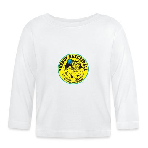 baby energy basketball - Maglietta a manica lunga per bambini