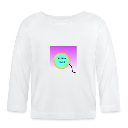 YouTube Logo - Baby Long Sleeve T-Shirt