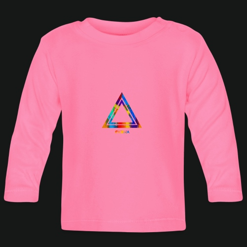 ØKUNA - Tee shirt logo - T-shirt manches longues Bébé