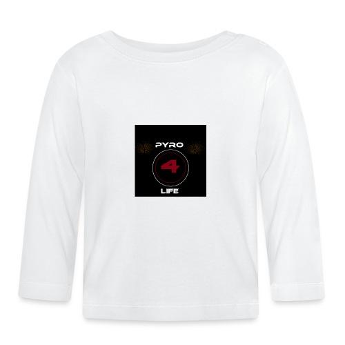 Pyro4Life - Baby Langarmshirt