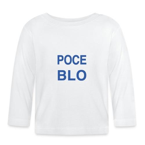 Tee shirt POCE BLO - T-shirt manches longues Bébé