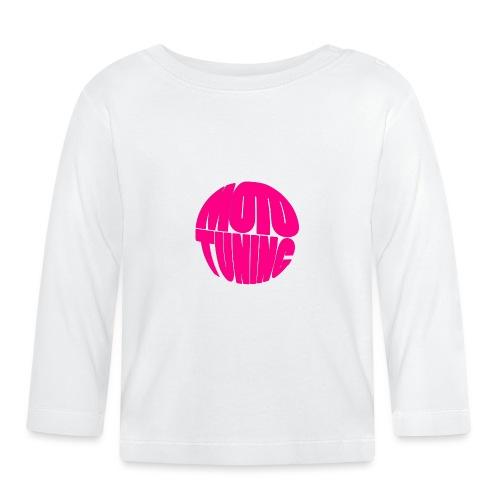 MotoTuning Pink - Baby Long Sleeve T-Shirt