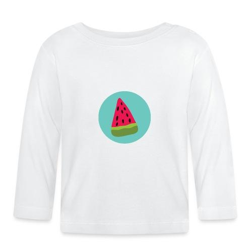 Watermelon - Maglietta a manica lunga per bambini