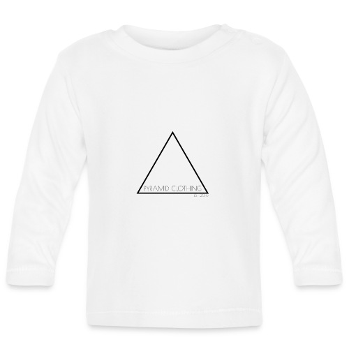 OFFICIAL LOGO 2016/17 - Baby Long Sleeve T-Shirt