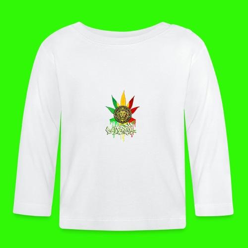 benoufAKAlion - T-shirt manches longues Bébé