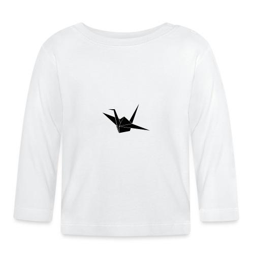 Crane bird - T-shirt