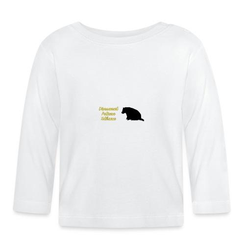 Poufsouffle - T-shirt manches longues Bébé