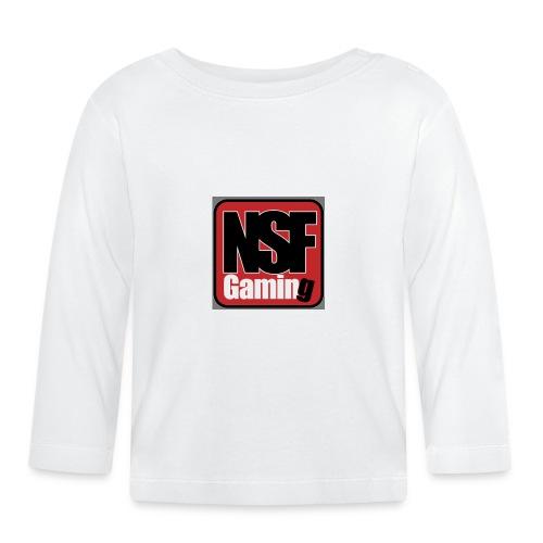 NSFGaming - Långärmad T-shirt baby