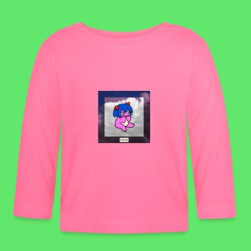 le nice girl - Baby Long Sleeve T-Shirt