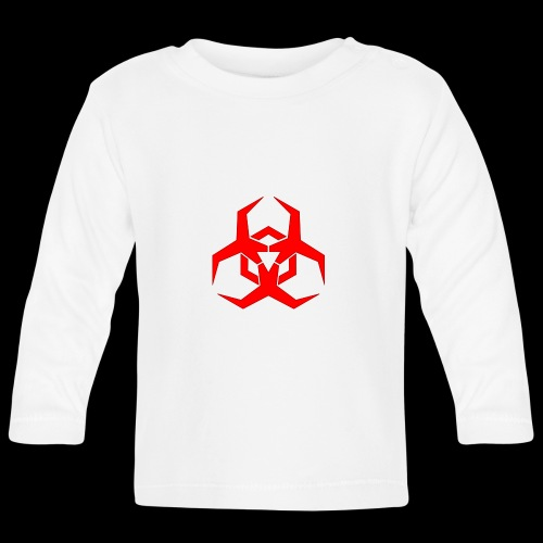 Radioaktive - Langærmet babyshirt