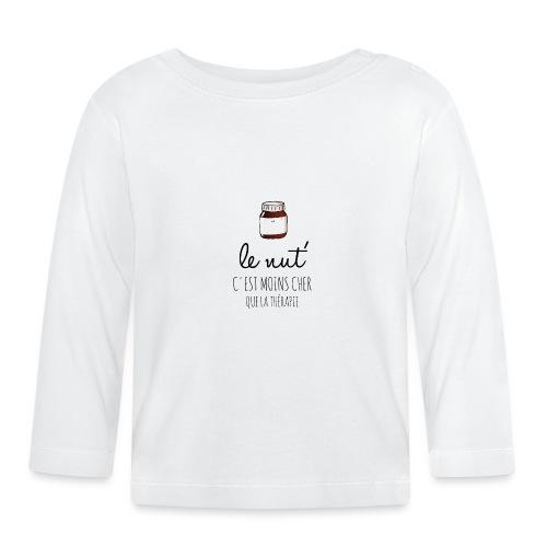 Le Nut' - T-shirt manches longues Bébé