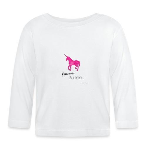 Tetee ! - T-shirt manches longues Bébé
