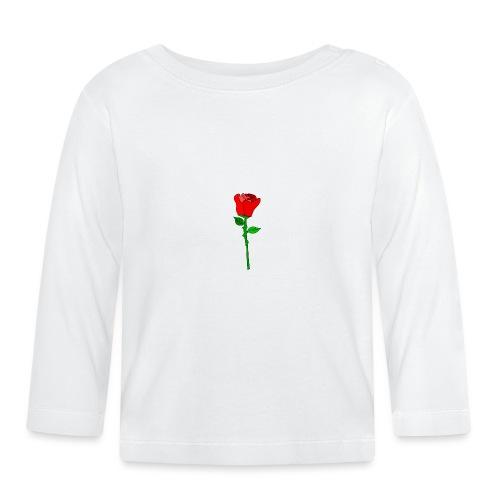ROSE - Baby Langarmshirt