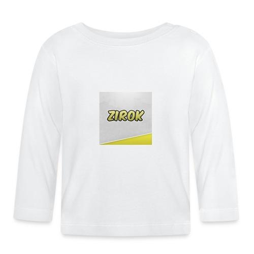 Mobile Covers ZiroK - Baby Long Sleeve T-Shirt