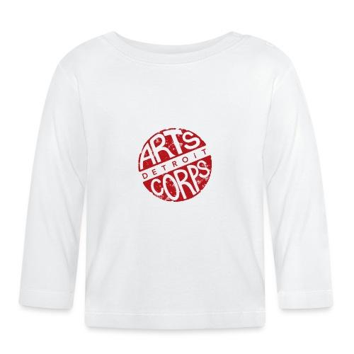 Art Corps Detroit - T-shirt manches longues Bébé