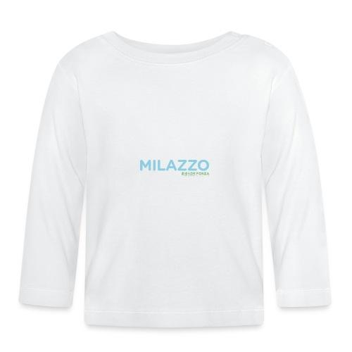 MILAZZO - Maglietta a manica lunga per bambini