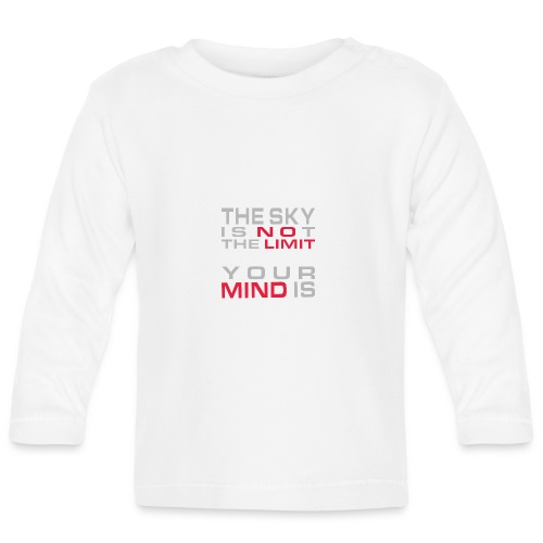 No Limit Mind - Baby Langarmshirt