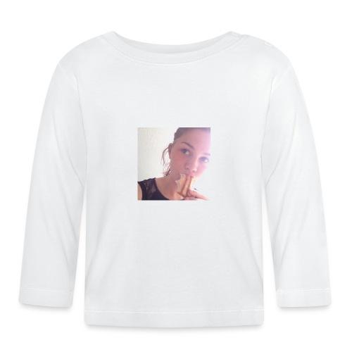 Det' toastBeks - Langærmet babyshirt