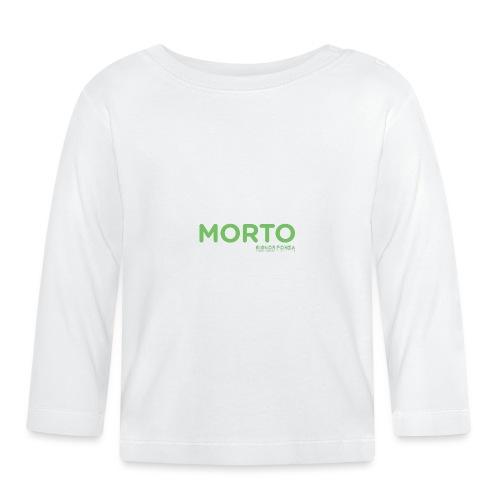 MORTO - Maglietta a manica lunga per bambini