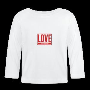 Love Las Canteras - Camiseta manga larga bebé