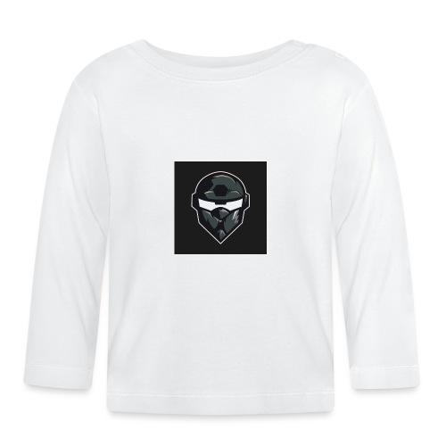 LogoMain2 - Langærmet babyshirt