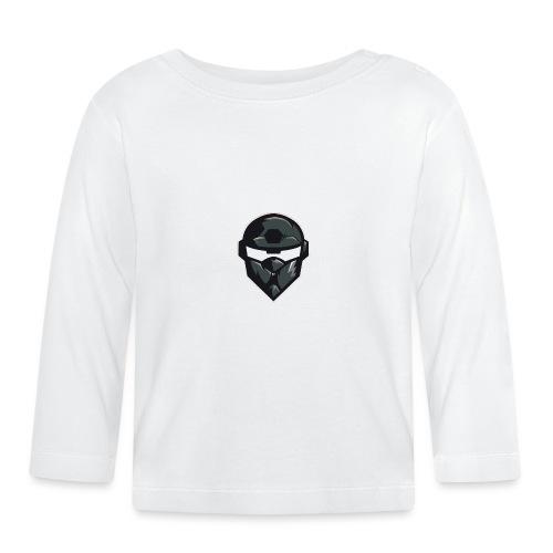 Mainlogo - Langærmet babyshirt