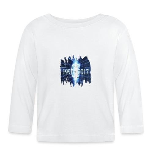 GuttaTur 20 years - Langarmet baby-T-skjorte
