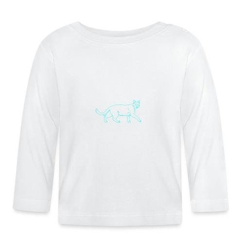 cat - Baby Long Sleeve T-Shirt