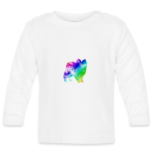 Space Dog - Baby Long Sleeve T-Shirt