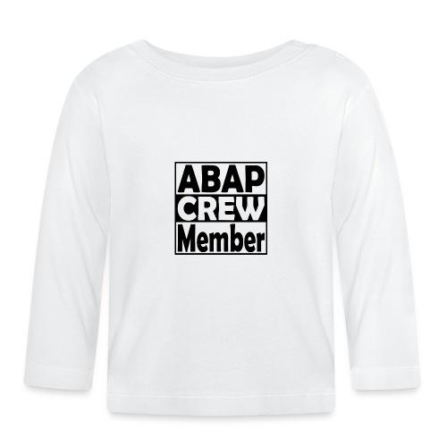 ABAPcrew - Baby Langarmshirt