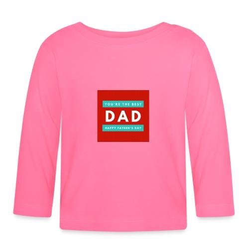 DAD day - T-shirt manches longues Bébé