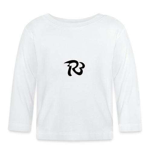 R3 MILITIA LOGO - Baby Long Sleeve T-Shirt