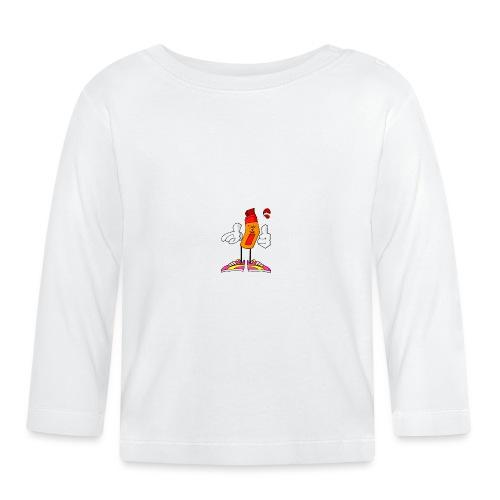 Drip N Drop - Maglietta a manica lunga per bambini