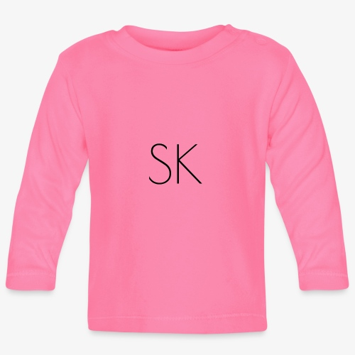 SK - Baby Long Sleeve T-Shirt