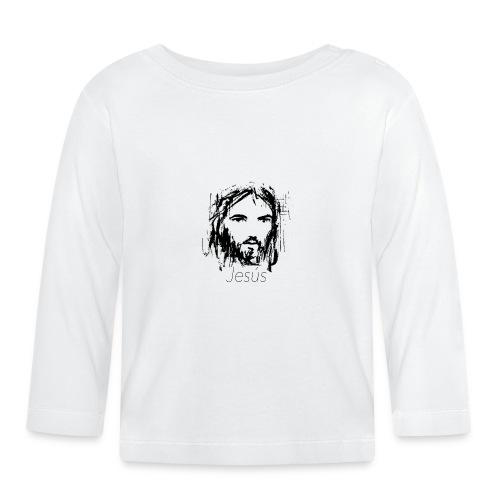 Jesus - Camiseta manga larga bebé
