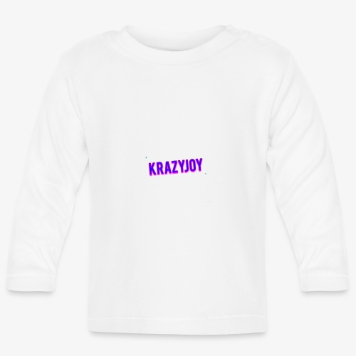 KrazyJoy - Baby Long Sleeve T-Shirt