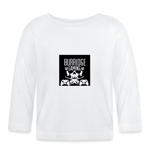 BurridgeGaming Logo - Baby Long Sleeve T-Shirt