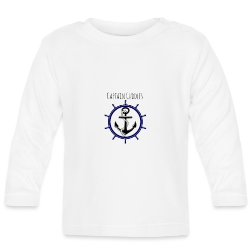 Captain Cuddles - Baby Long Sleeve T-Shirt