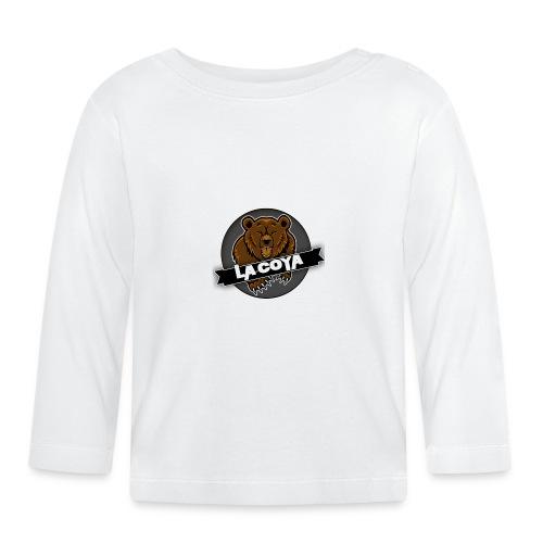 Bøjrn - Langærmet babyshirt