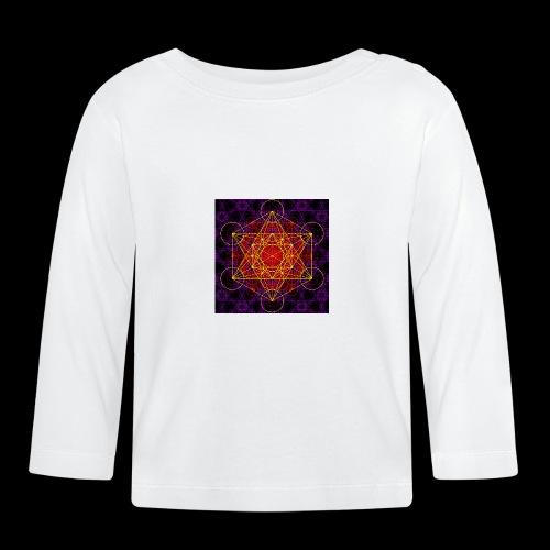 Metatron Cover 1 - Langærmet babyshirt