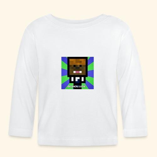 Liten lurk Nalle - Långärmad T-shirt baby