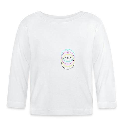 C-M-Y-K - T-shirt manches longues Bébé