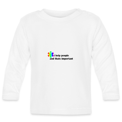 i help people - T-shirt