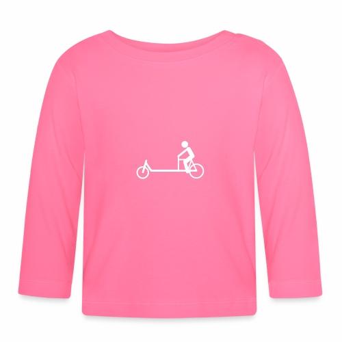 Biporteur - T-shirt manches longues Bébé
