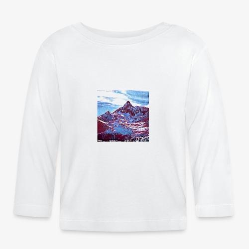 Red Mountain - Maglietta a manica lunga per bambini