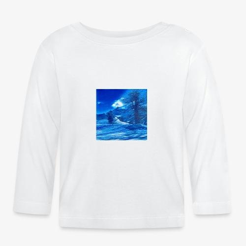 Magia dei Monti della Luna - Maglietta a manica lunga per bambini