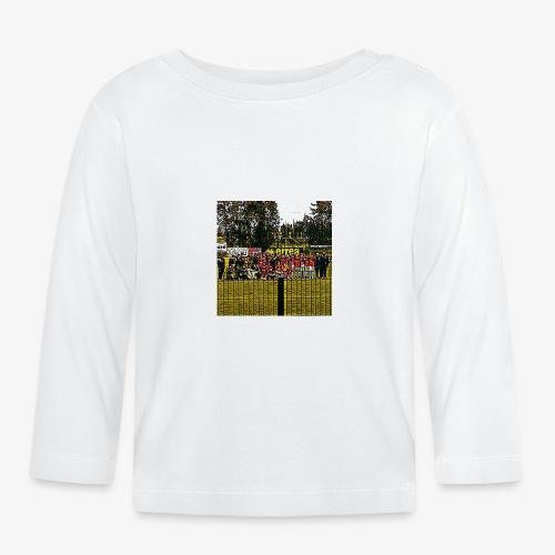 Footbal Match Squadre Calcio - Maglietta a manica lunga per bambini
