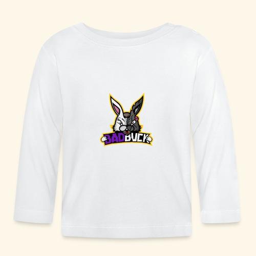 Badbuck Logo - Baby Long Sleeve T-Shirt